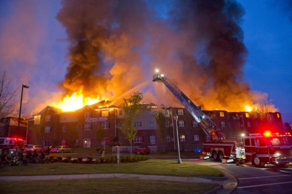 Marshal Square Fire | Nicholson Revell Augusta GA Attorneys