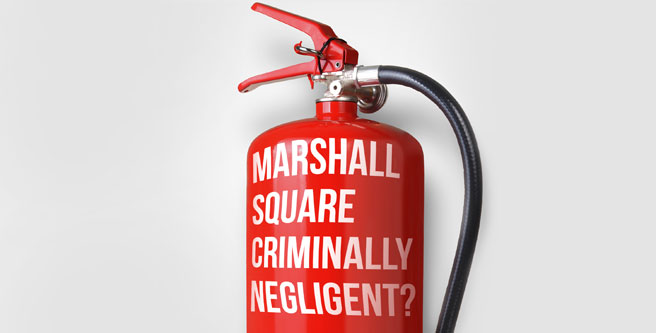 Marshall Square Fire Legal Case | Nicholson Revell Augusta GA Attorneys