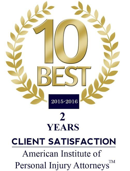 Law Firm Client Satisfaction Award | Nicholson Revell Augusta GA Attorneys