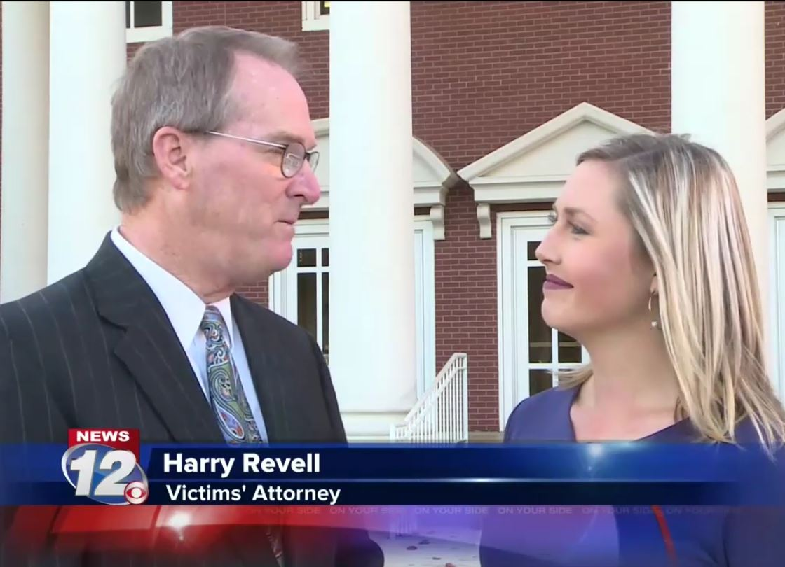 Marshal Square Fire Interview - Harry Revell - Nicholson Revell Lawyers Augusta GA