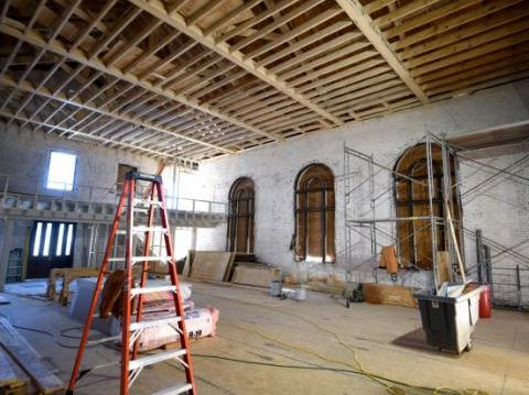 Augusta GA Lawyers Nicholson Revell Helps with Church Renovations